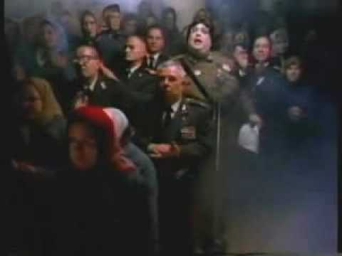Wendy's Commercial - Soviet Fashion Show