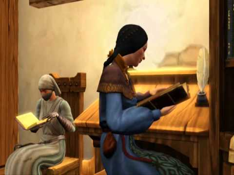 The Sims Medieval - physician