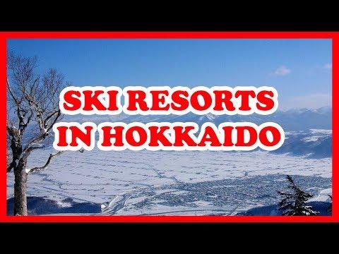 TOP 5 SKI RESORTS IN HOKKAIDO   JAPAN SKIING GUIDE