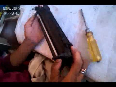 Cartridge refilling fx9/12A