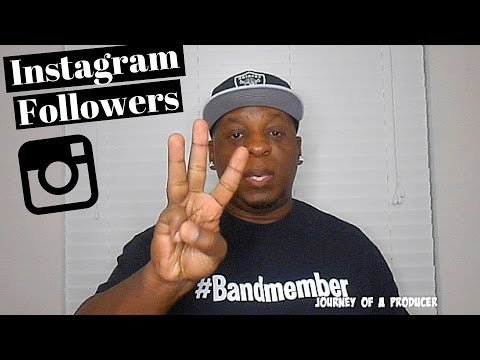 3 Tips to Get More Instagram Followers | Journey of a Producer Episode #70