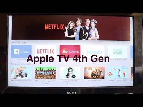 Apple TV 4th Generation Indian Version: TLOG #16