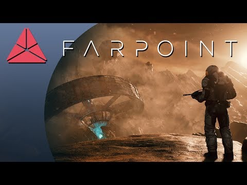 Farpoint (VR) - PS4 Pro Gameplay