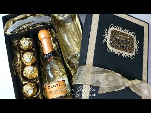 Christmas In July DAY 3 | Luxury Champagne Presentation Gift Box