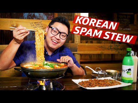 How Spam, Hot Dogs, and Instant Noodles Made One of Korea's Most Iconic Dishes — K-Town