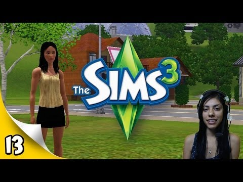 Sims 3 - EP 13 - Buying A New House!
