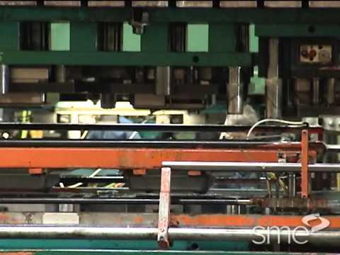 Sheet Metal Stamping Dies & Processes