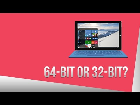 Windows 10 - How To Check If Is 64 bit Or 32 bit Version