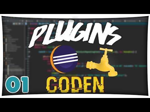 Gemütliche Einrichtung! ⬛ Minecraft Plugins Programmieren für Anfänger #01 ⬛ BiVieh [HD]