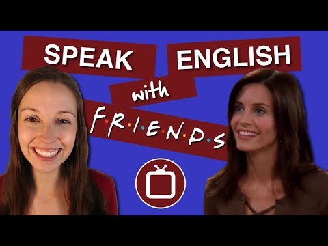 Learn English with Friends | Funny Secrets Pt. 1