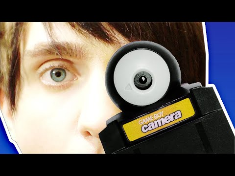HOW TO GAME BOY CAMERA PICTURES TO PC!