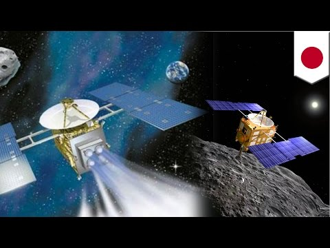 Japan launches Hayabusa 2: spacecraft will blast hole in asteroid and collect samples