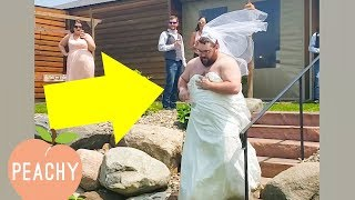 These Wedding Fails Will Have You Crying-Laughing