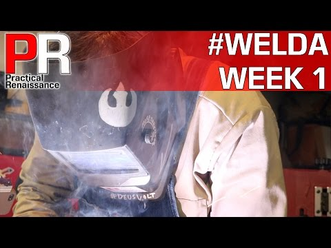 #WELDA Video #1: Repairs & Practice
