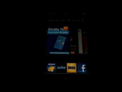 Kindle Fire Survival Guide Video Series: Tweaking the Settings