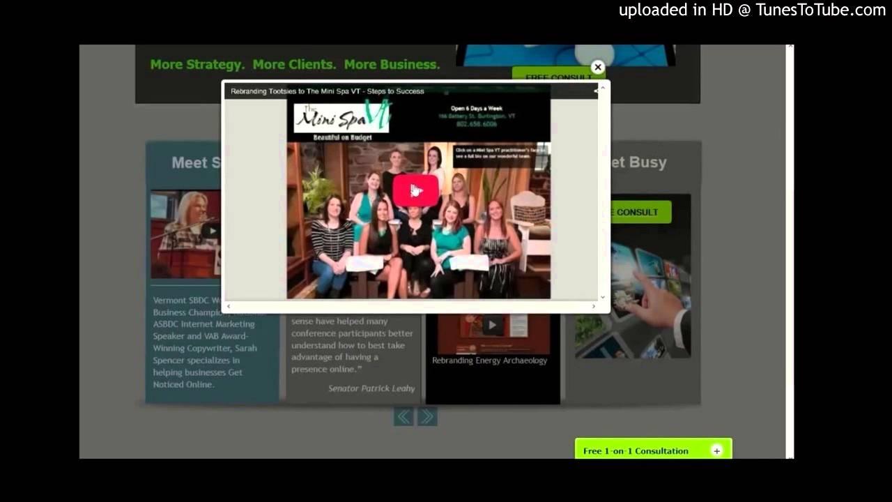 Serif WebPlus X8 Lesson 4 - Adding Videos and Lightboxes