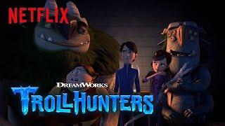 Trollhunters Part 2   Official Trailer [HD]   Netflix