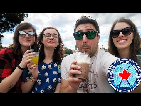EPCOT! DRINKING AROUND THE WORLD WITH ALANA AND HOPE!!! DISNEY WORLD VLOG! JAN 11, 2017