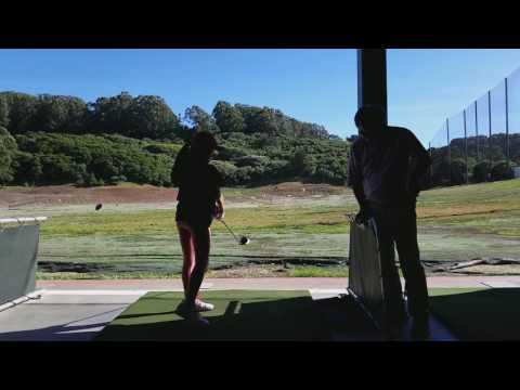 Galaxy S8 Plus Slow Motion Golf Swing Test!