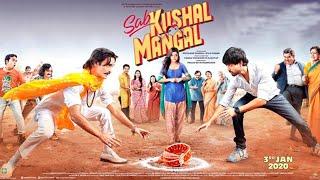 Sab Kushal Mangal |Official Trailer |Akshaye Khanna| Priyaank Sharma | Riva Kishan  | 3 Jan 2020