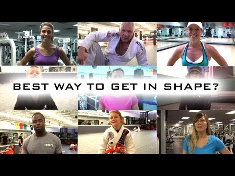 What's the best way to get in shape? Finney's MMA Answers