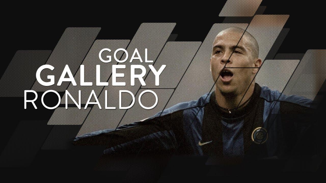 RONALDO   All of his 59 Inter goals 🇧🇷🖤💙
