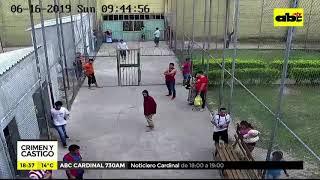 Crimen y Castigo: Imágenes antes de la masacre en la cárcel de San Pedro
