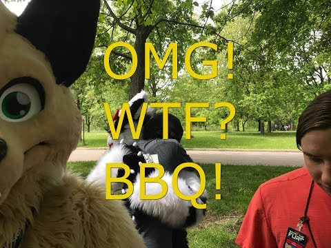 OMG! WTF? BBQ! Fur Meet in Montreal, Quebec, Canada 2017