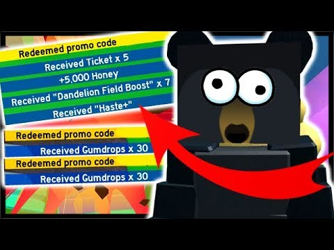 3x *NEW* CODES, FREE TICKETS AND 60x GUMDROPS! | Roblox Bee Swarm Simulator