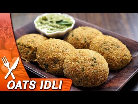 Oats Idli |13 Delicious South Indian Breakfast Recipes You Must Try | Healthy Breakfast Recipe