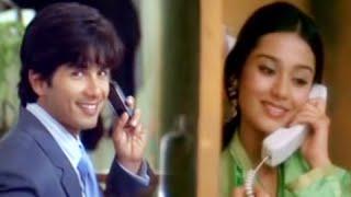 Love On The Telephone - Shahid Kapoor & Amrita Rao - Vivah