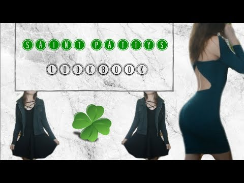 Saint Patrick's Day Outfit Ideas Lookbook