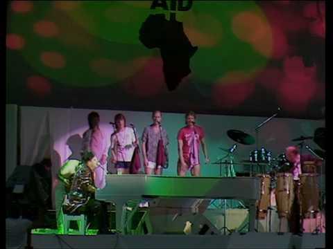 Elton John - Rocket Man (Live Aid)