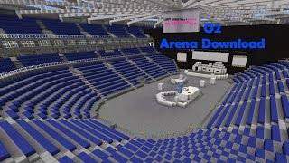 Minecraft o2 arena london uk music jinni minecraft pe o2 arena london download sciox Gallery