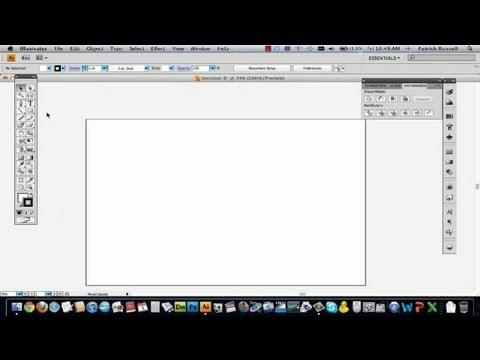 How to Cut Invisible Artboard in Illustrator : Adobe Illustrator Tutorials