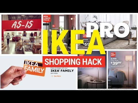 12 Clever IKEA Shopping ideas