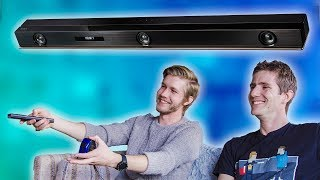Girlfriend Approved TV Setup! - Sony HT-Z9F Showcase
