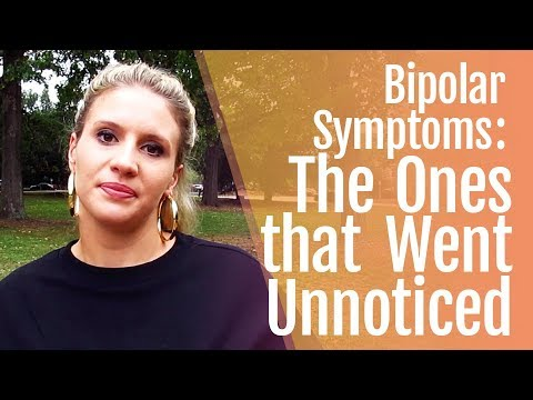 Bipolar 2 Symptoms That Went Unnoticed