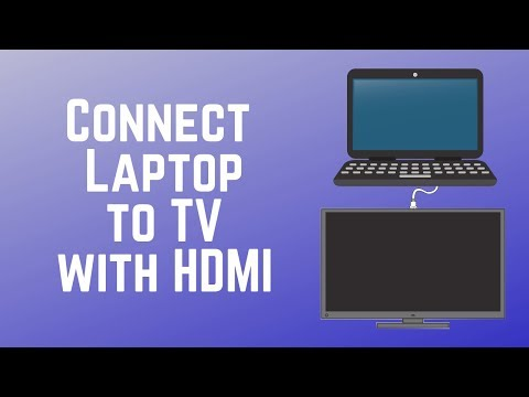 How to Connect a Laptop to TV with HDMI Cable – Quick & Easy!
