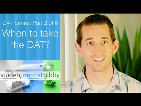 When to take the DAT? & Undergrad Timeline (DAT Series: Part 2 of 6)