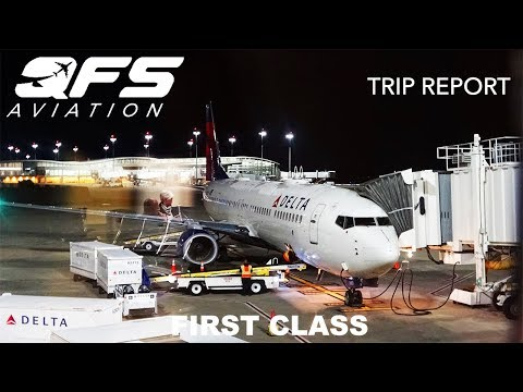 TRIP REPORT   Delta Airlines - 737 900 - Sacramento (SMF) to Atlanta (ATL)   First Class