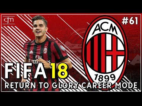 FIFA 18 AC Milan Career Mode: Pertandingan Cup Paling Seru Sepanjang Series Ini #61