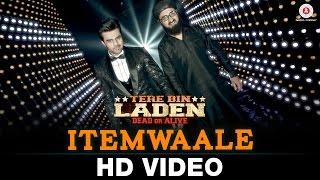 Itemwaale - Tere Bin Laden : Dead or Alive | Manish Paul, Pradhuman Singh | Ram sampat