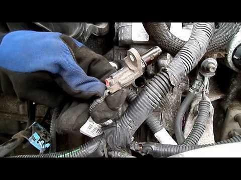 GM Ecotec 2.2L Crank Sensor Removal