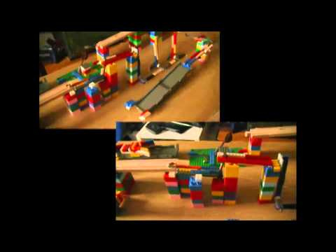 Rube Goldberg Machine EOCHS