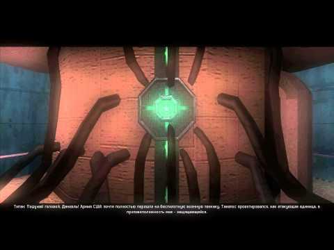 Deus Ex | Project 2027: Titan Cutscene (Russian)