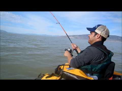 Fishing at Lindon Harbor On Utah Lake