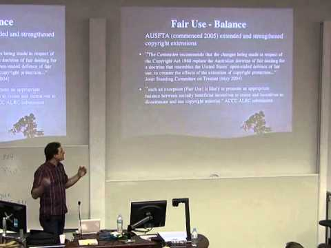 From Kookaburra to the Cloud: where to now for copyright in Australia [linux.conf.au 2014]