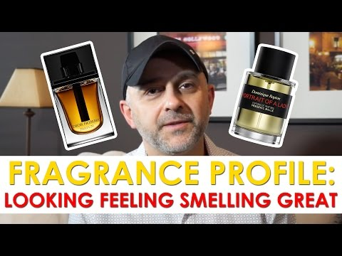 FRAGRANCE PROFILE | Looking Feeling Smelling Great | #ILoveFragrance | CascadeScents