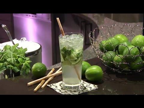 How to Make a Virgin Mojito Using a Mix : Mojito Recipes